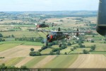 Max Holste MH-1521 Broussard n°240 F-BNDD 1, 2, 3, Broussard! (Pouilly Maconge)